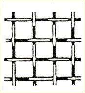 treillis ondul. Black Bedroom Furniture Sets. Home Design Ideas